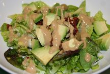 In Search of the Ultimate Salad Dressing / On this board I am placing Salad Dressings I want to try.  I like the idea of making my own.  Then I know just what is in ti. / by ::::::Beth Sumerlin O'Briant::::::