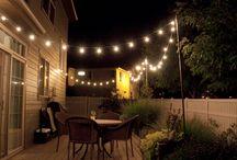 Backyard decor / by Tamara Melendez