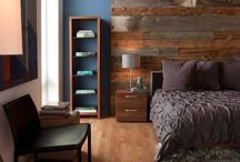dormitorios de madera