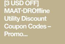 MAAT•DROffline Utility
