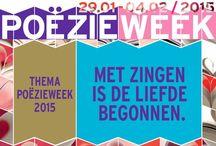 Poëzieweek 2015