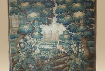 Antique Tapestry / Visit Antique oak furniture in Oxfordshire UK for antique tapestry, European tapestry, aubusson tapestry, 17th century tapestry and 18th century tapestry.
