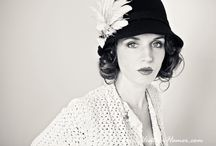 Decades Photo Shoot / Photo shoots from the 1920s, 1930s, 1940s, 1950s, 1960s, 1970s, 1980s, 1990s, 2000s.