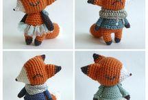 ~ Crochet Fox ~