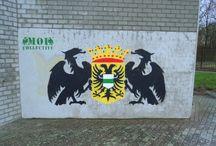 Street Art uut Stad (Groningen) / Street Art uut Stad: onderweg gespot, snel een shot en hop op Pinterest!