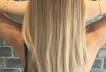 balayage hair blonde