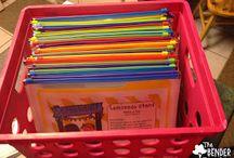 Classroom Resource Storage