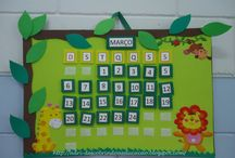 Calendari di feltro