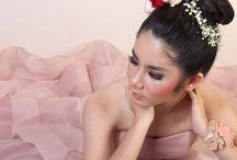 Rias Rambut & Makeup Pernikahan di Bandung / Kumpulan foto inspirasi vendor rias rambut & makeup pernikahan di Bandung