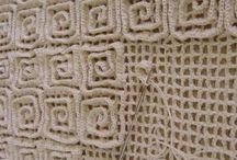 [Crochet Muse] / Rugs, blankets, crochet craft.