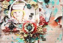 scrapbooking  / by Sherry Napier