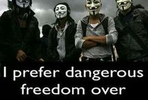 an anonymous revolution