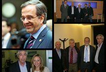 17-1-2014 Ευχές στον Α.Σαμαρά / Ευχές για την ονομαστική του εορτή έδωσαν σήμερα στον πρωθυπουργό, Αντώνη Σαμαρά το προεδρείο της Τ.Ο. Πετρούπολης στα γραφεία της Νέας Δημοκρατίας στη λεωφόρο Συγγρού. Χρόνια Πολλά κε Πρωθυπουργέ ! Σας ευχόμαστε Δύναμη και κουράγιο στο δύσκολο έργο σας !