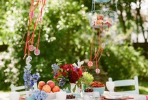 Entertaining Ideas / Who doesn't love a good party? Here are some great ideas for creating the perfect event. Life's a celebration, make it memorable!