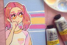 Paint Drawings