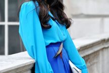 Outfits by COLOR / by Katrina Ortiz Katona