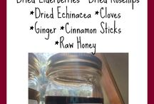 Essential Oils/Natural/ Home remedies