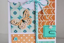 Cards: Butterflies / by Amy L0uAldaMay