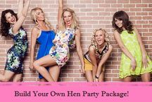 Party News & Funny Stories / Everything you need to know about exciting new activities, ideas and packages - even some funny hen and stag party stories!