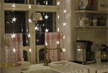 String lights love