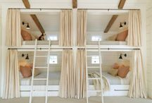 bed nooks / by Chrissy Harvey