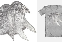Threadless Tee Shirt design competition / Chance to have design printed / by Anita Wexler