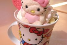 Hello Kitty Food & Drinks