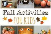 Fun Fall Activities / Discover great ideas from some of our favorite pinners.