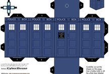 The Doctor! It's the Doctor! / by Katherine Aston