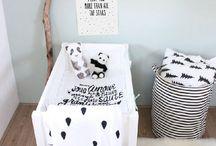 Nursery ideas /Pokój niemowlaka / baby room