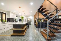 Alexandra Hills mechanical polish (Builders - Superior Construction) / Mechanical Polish, Full Exposure, Matte Finish