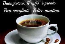 Caffe / Svegliarsi con un buon caffè