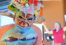 Face Paint Festival Australian Body Art Carnival