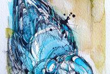 Feelin' artistic / by Nathalie Karakko