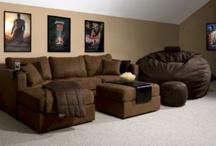HOUSE-Movie Room / by Jenn @ Good Job Jenn .com