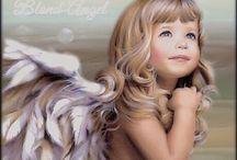 Aniołki - dzieci