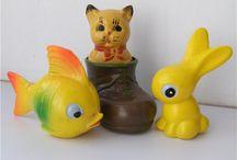 Игрушки из моего детства.