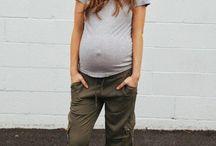 Estilismo de embarazadas