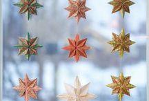 Rideau origami