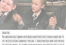 Draco Malfoy -Imagines