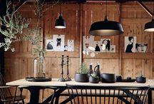 Interior design: Jadalnia