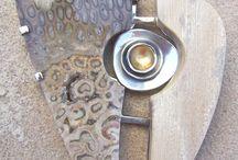 Joaillerie - choix / Beaux bijoux contemporains