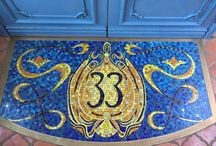 Club 33, Disneyland / Club 33, photos from the original and the recent remodel.