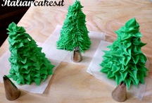 Royal Icing & Gingerbread Houses