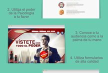 Landing Pages / Dicas sobre landing pages | Landing pages tips