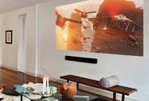 (Tech-)Interior Styling / (Nicht nur) Technik für Haus und Wohnung / by Quarkstar