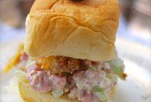 Sandwiches - Sliders