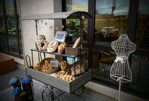 PAN / Despacho de pan especial para bodas