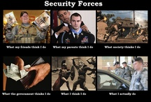 Security Forces Humor