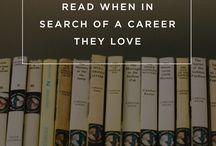 Career Inspiration / Career inspiration + motivation